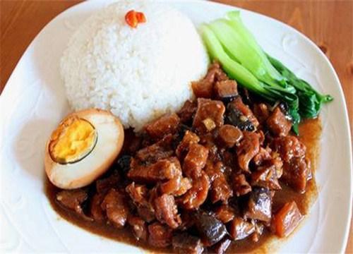 佶黄焖鸡米饭