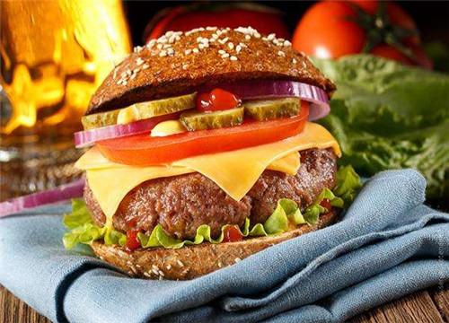麦导轮汉堡包加盟