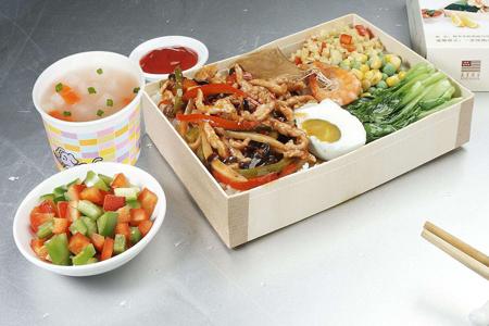 中式快餐应该坚持的理念,尚客优品中式快餐加盟强调了这种